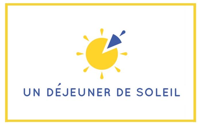 Logo Un dejeuner de soleil - Studio Quatremain